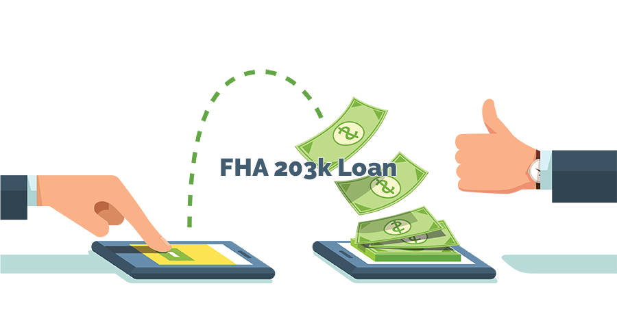 Buying foreclosure with the FHA 203k Loan
